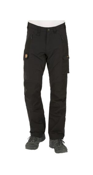 Fjällräven Abisko - Pantalones de Trekking Hombre - negro